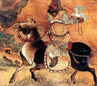 Чингисхан. 13-14 век, Китай