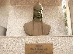 Тимур скульптура, Турция, г.Сёгют